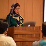 ارایه کارگاه، اشتباهات رایج در شبکه های اجتماعی توسط شادی پناهی