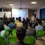 ارائه آقای حسینی در مورد بهینه سازی کمپین های ادوردز و تاثیر آن بر سئو