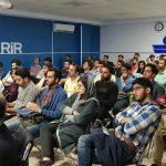 شرکت 60 نفر از فعالان حوزه سئو و کسب و کارهای اینترنتی در هشتمین دورهمی کندو - 26 مهرماه 97