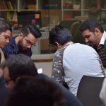 گروه شرکت کنندگان در مسابقه سئو
